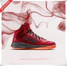 2b63cbd620bb Gym Red Hyper Crimson Dark Grey Black 654252-600 Nike Hyperdunk 2014 Mens  Coupons Sale