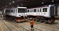 Incorporados al servicio todos los 4000 remodelados de Metro de Barcelona #Alstom #Railway