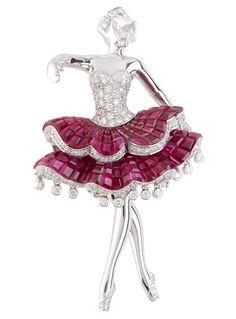 Van Cleef & Arpels Ballet Précieux Collection, 2007