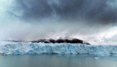 https://flic.kr/p/E6FDSA | Perito Moreno emerging out of the mist | Perito Moreno, Los Glaciares national park, Argentina