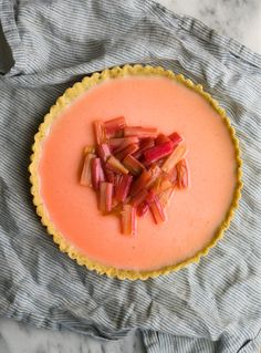 I have discovered how to make millennial pink food! Have you heard about  that trend? Here is a great article but apparently this soft orangy-pink is  the official color of millennial women. It is all kinds of silly but the  color is pretty gorgeous so I can kind of get behind it. (kind of...)