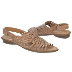 Naturalizer Wendy Ginger Snap Leather