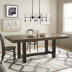 Found it at AllModern - Austin Extendable Dining Table