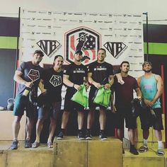 #555AMBASADOR ON THE PODIUM - Congrats to @nunzyyy on another outstanding competition performance. - @Regrann from @nunzyyy -  Awesome day yesterday competing at @wodamania representing @crossfit561 With these animals. @vitamin_p_fitness and I ended with a 2nd place finish. Love ya bro thanks for always pushing me. #555fitness #pclfire #mybodyburts #somanyburpees #ifhedieshedies #crossfitandsunburnt #whofarted #liftingforwine #brokeneck #straighoffshift #nowarmupneeded  Big thanks to…