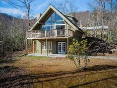 Close to town with the feeling of being far away - Gatlinburg vacation rentals
