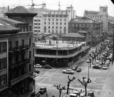 Avenida de Roncesvalles.