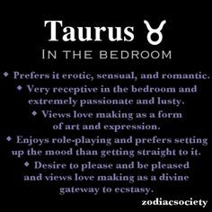 Never tried the role-playing thing.regardless, taurus get it right every single time ; Taurus And Scorpio, Taurus Traits, Capricorn Quotes, Astrology Taurus, Zodiac Signs Taurus, Taurus Woman, Taurus And Gemini, Zodiac Facts, Taurus Compatibility Chart