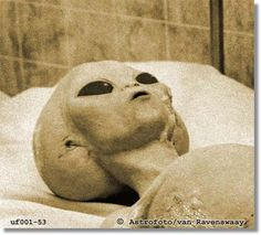 Area 51 from UFO Crash Alien Autopsy