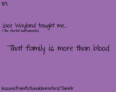 Jace Wayland/Lightwood/Morgenstern/ Herondale...