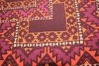 Ethnic Southwest Jersey Knit Rayon Modal Blend Spandex Lycra Stretch Oranges - /RAYON, BLEND, Ethnic, JERSEY, KNIT, LYCRA, Modal, Oranges, SOUTHWEST, SPANDEX, Stretch