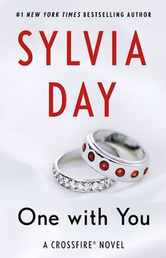 Nancy's Romance Reads: Cover Reveal: ONE WITH YOU by Sylvia Day