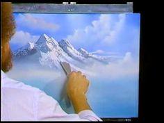 Bob Ross Full Episode - Mountain Waterfall 3/5