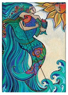 Laurel Burch Mundos de Fantasía - Writing Journals, Blank Books - Paperblanks