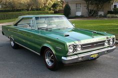 GOVIER DOCUMENTED REAL DEAL FRAME OFF  RESTORATION- 1967 Plymouth GTX 440 Coupe - 2900 MILES