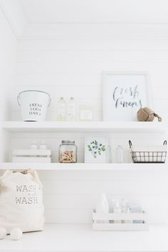 | A Laundry Room and