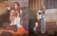 Olivia March 2014 Photographer: Johanna Laitanen Stylist: Emilia Laitanen Hair & Makeup: Miika Kemppainen Model: Mathilda Tolvanen