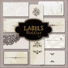 New Freebies Kit labels