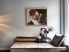 Villa Nicola Amsterdam I Photography by Frank Brandwijk I Styling Anja Koops I 'Livingroom Daybed'