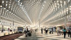 Hassell + Herzog & de Meuron Win Competition to Design Melbourne's ...