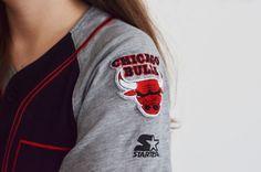 90s Chicago Bulls Jersey