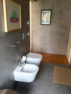 Casas de banho - Microcimento 4Udecor