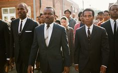 Paramount has released the first trailer for Selma,an upcoming civil-rights drama produced by, among others, Oprah Winfrey and starringDavid Oyelowo as Martin Luther King Jr: http://insidemovies.ew.com/2014/11/06/selma-trailer-martin-luther-king-jr/ #MLK