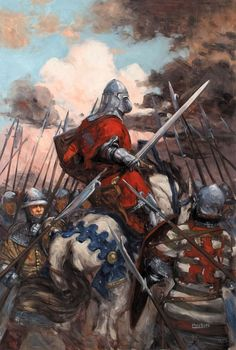 Hugo Pinson: caballero francés capturado por la infantería inglesa durante la batalla de Agincourt. http://www.elgrancapitan.org/foro/viewtopic.php?f=87&t=16834&p=923892#p923849