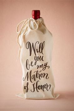 Matron of Honor Wine