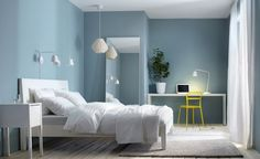 COLOUR SCHEMES SMALL BEDROOMS - Google Search
