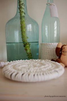 Lampa ledowa (proj. Moje małe hand made), do kupienia w DecoBazaar.com