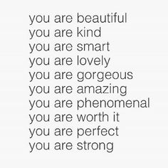 Thank you my dear friend Glenn 😘 Yoga Quotes, Words Quotes, Wise Words, Motivational Quotes, Life Quotes, Inspirational Quotes, You Are Smart, You Are Strong, You Are Amazing