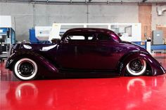 36 ford   Jesse James Consigns '36 Ford Hot Rod at Inaugural Barrett-Jackson ...
