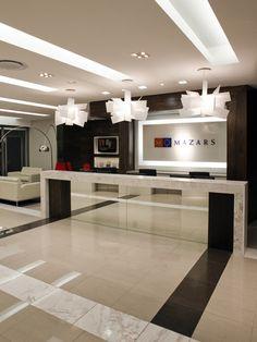 Elegant Deneys Reitz Office Interior By Collaboration Photo