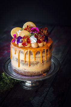 Orange and Carrot Cake - Sugar et al                                                                                                                                                                                 More