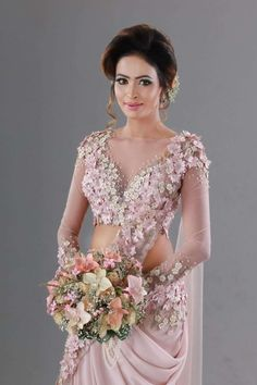 indian wedding dresses for bride with price - From the thousand photos online concerning indian wedding dresses for bride with price, we all choices the very Indian Dresses, Indian Outfits, Indian Saris, Sri Lankan Bride, Sri Lankan Wedding Saree, Saree Gown, Saree Blouse, Wedding Sari, Stylish Sarees