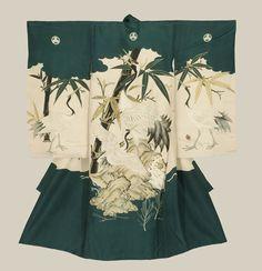 Boys Ceremonial Kimono ~~~AmyLH~~~