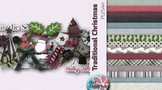 Traditional Christmas by Dae Designs.