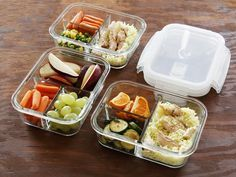 These containers are These containers are my go-to for meal prepping! #mealprepping #bentoboxlunch #healthyeating #mealprepideas
