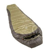 Sleep comfortably with cold weather sleeping bags like the Coleman® North Rim™ Adult Mummy Sleeping Bag. It is the warmest sleeping bag and made for