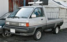 Toyota Town R20 – 1982