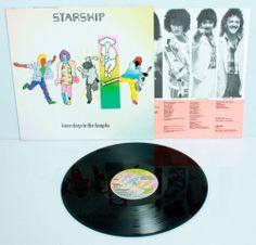 LP - Starship - Knee Deep In The Hoopla | eBay