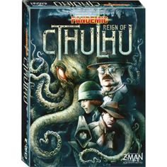 Pandemic Reign of Cthulhu.