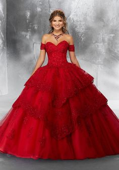 Vizcaya Collection - Quinceañera Dresses & Sweet 15 Dresses | Morilee