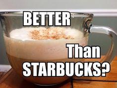 Pumpkin Spice Latte - Ninja Coffee Bar - YouTube
