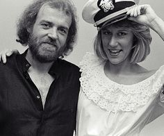 Joe Cocker & Jennifer Warnes.
