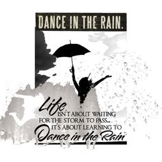 dance in the rain!, created by jennashophts on Polyvore