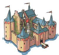 1000 images about taalverhaal blok 5 ridders en kastelen for Werkbladen ridders en kastelen