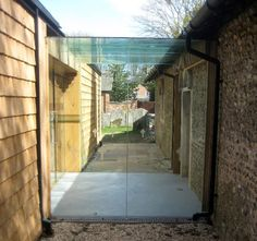 Ion Glass - Church of St Thomas Canterbury Construction News, House Extensions, St Thomas, Hallway Decorating, Old And New, Architecture, Glass, Canterbury, Link
