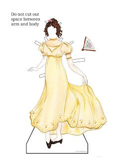 The Dainty Damselfly : Kitty Charing Paper Doll* 1500 free paper dolls international artist Arielle Gabriel's The Internatonal Paper Doll Society for paper doll pals at Pinterest *