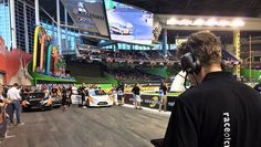 We supported the 2017 Race of Champions with a matrix intercom system for Race and Show control and deployed 12 Artist panels as well as a C44 for integrated digital party line. #RIEDEL also provided 200 mobile radios for the event, used for coordination among the various different departments involved in the production.